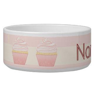 Sweet Pink Elegant Cupcake