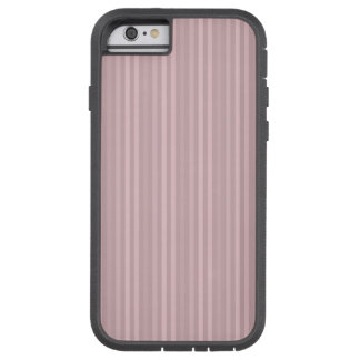 Sweet Pink Vertical Stripes Pattern Tough Xtreme iPhone 6 Case