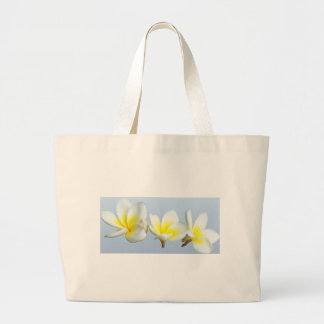 Sweet Plumeria Large Tote Bag