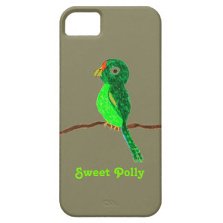 Sweet Polly iPhone 5 Cover