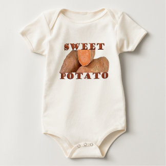 Sweet Potato Baby Bodysuit