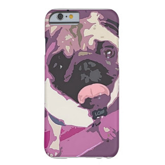 Sweet Pug Cell Phone Case