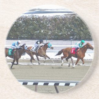 Sweet Pursuit & Declan Cannon Drink Coaster