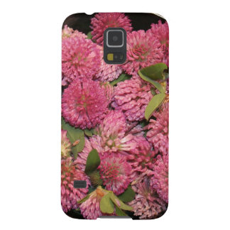 Sweet Red Clover Galaxy S5 Covers