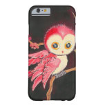 Sweet Red Owl Barely There iPhone 6 Case