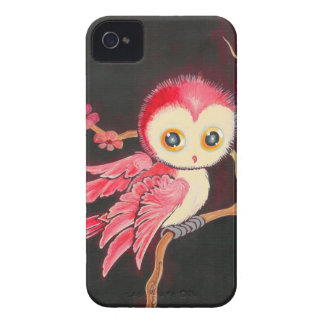 Sweet Red Owl iPhone 4 Cover