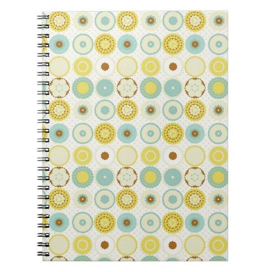 Sweet Retro Notebook