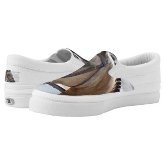Sweet Roan Pony Slip On Shoes