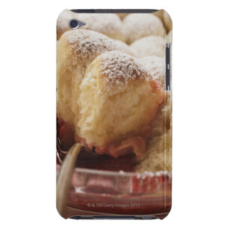Sweet rolls (Buchteln) with icing sugar iPod Touch Cover
