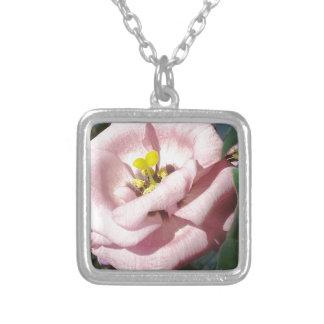 Sweet rose flower pendants