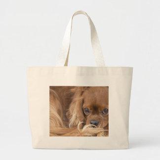 Sweet Ruby Cavalier King Charles Spaniel Bags