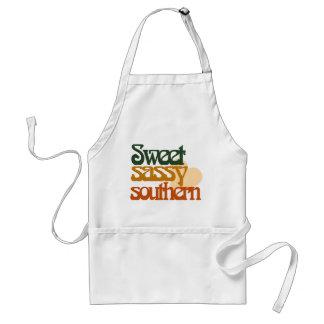 Sweet Sassy Southern Apron