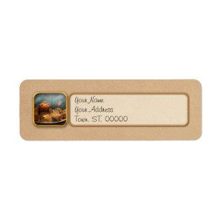 Sweet - Scone - Scones anyone Return Address Label