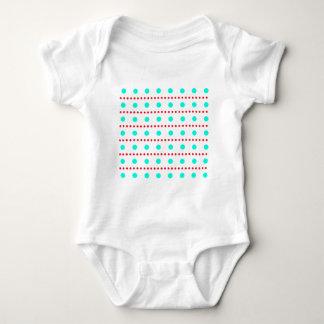 sweet scores pünktchen polka dots dabs baby bodysuit