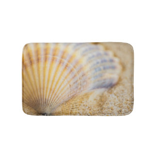 Sweet Seashell Bath Mat