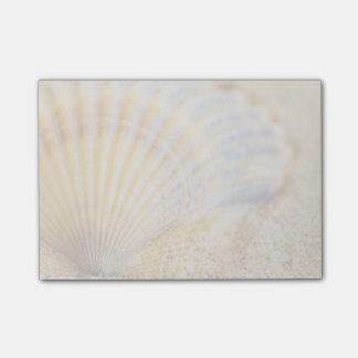 Sweet Seashell Post-it Notes