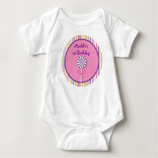 Sweet Shop Lollipop Baby T-Shirt