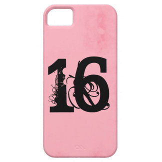Sweet Sixteen Barely There iPhone 5 Case
