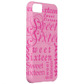 Sweet Sixteen iPhone 5C Case