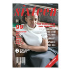 Sweet Sixteen Magazine Cover Template