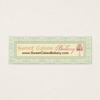 Sweet Sixteen Skinny Business Card