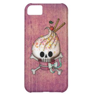 Sweet Skull Cupcake iPhone 5C Case