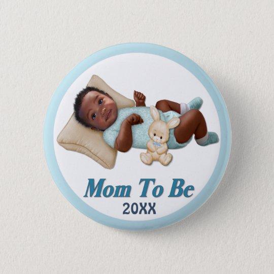 Sweet Smiles - Mum To Be 6 Cm Round Badge