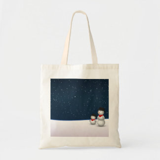 Sweet Snowmen Constellation - Bag