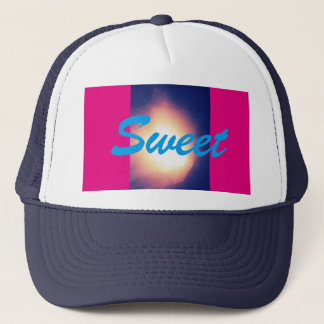 Sweet Space Cloud Trucker Hat