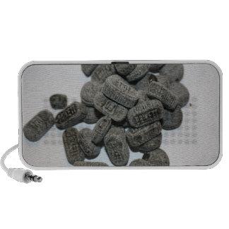 Sweet speaker - liquorice candies