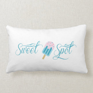 Sweet Spot Popsicle Cute Lumbar Cushion