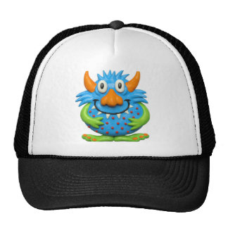 Sweet Spotted Monster Hats