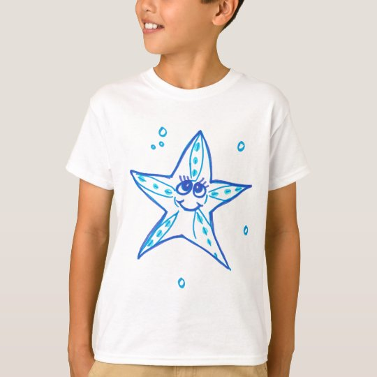 Sweet starfish summer sun sea T-Shirt