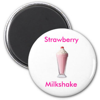 Sweet Strawberry Treat Magnet