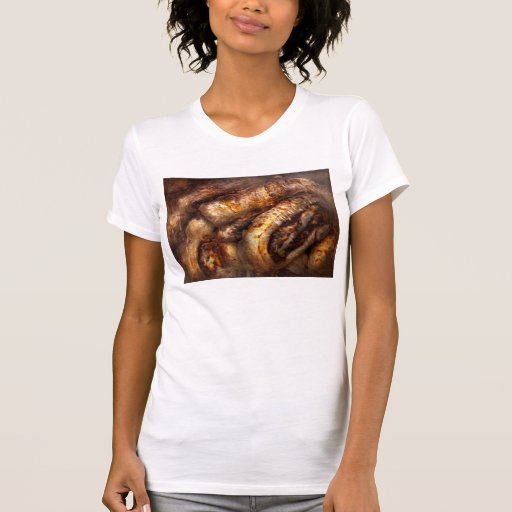 Sweet - Strudel - Almond Strudel Abstract Tshirts