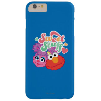 Sweet Stuff Character Barely There iPhone 6 Plus Case