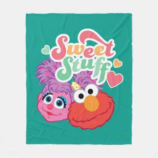 Sweet Stuff Character Fleece Blanket