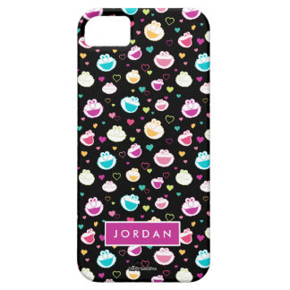 Sweet Stuff Heart Pattern | Add Your Name iPhone 5 Cases