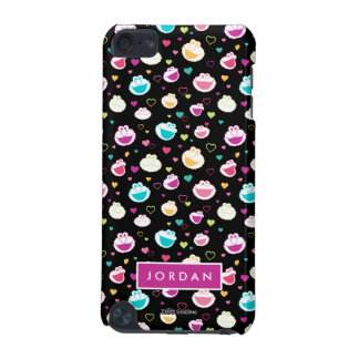 Sweet Stuff Heart Pattern | Add Your Name iPod Touch 5G Cover