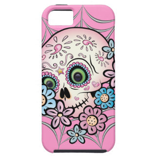 Sweet Sugar Skull Case For The iPhone 5