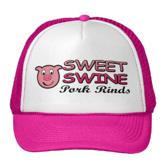 Sweet Swine Pork Rinds Trucker Hat