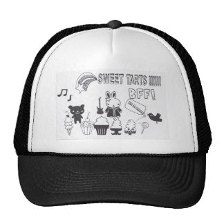 Sweet tarts BFF Cap