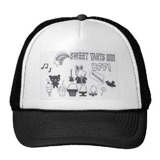 Sweet tarts BFF Mesh Hats
