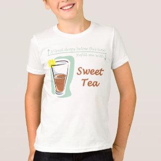 Sweet Tea Kids Ringer T-Shirt