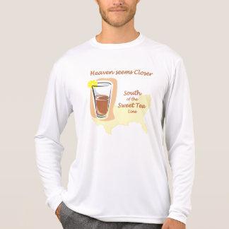Sweet Tea Line Long-sleeved T-Shirt