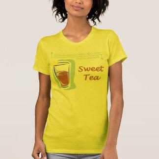 Sweet Tea Women's Petite T-Shirt