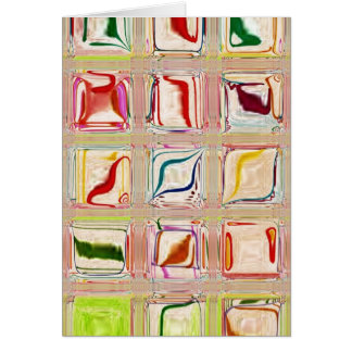 Sweet Tiles ~ customizable Card