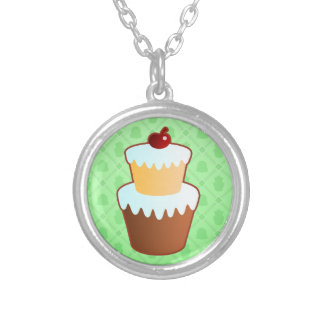 Sweet Time green Necklace