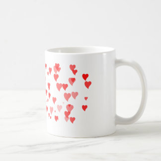 Sweet Tiny Hearts Love Mug