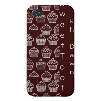 Sweet Tooth Iphone Case Covers For iPhone 4